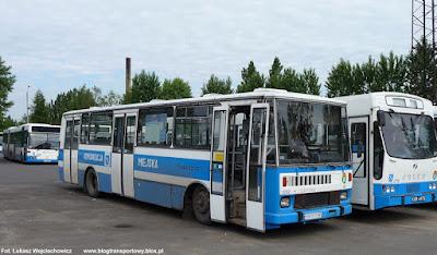 Karosa B731, Transgór Rybnik