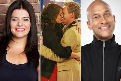 Casey Wilson Michael Key HIMYM mother madre