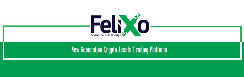 Felixo - New Generation Crypto Assets Trading Platform