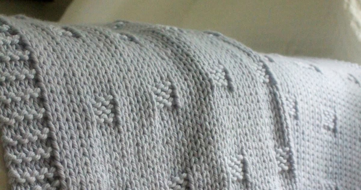 Knitting Pattern On Graph Paper : Fifty Four Ten Studio: Graph Paper - New Chunky Blanket ...