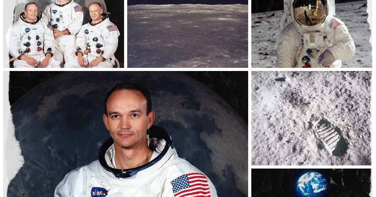 Biblioenebral: Collins, el hombre que no pisó la luna cumple hoy años