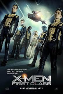X-Men: Primera generación<br><span class='font12 dBlock'><i>(X-Men: First Class)</i></span>