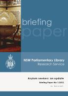 Asylum Seekers: An Update