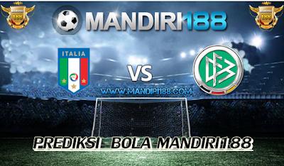 AGEN BOLA - Prediksi Italia U21 vs Jerman U21 25 Juni 2017