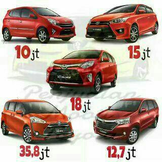 Promo Toyota Citra Raya Tangerang