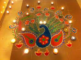 Best Colourful Rangoli Design 2016