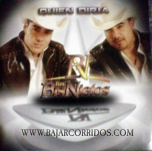 Los Bisnietos - Quien Diria (2013) (Album / Disco Oficial)