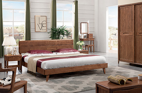 Hướng dẫn cách phân biệt giường ngủ gỗ tự nhiên và gỗ công nghiệp