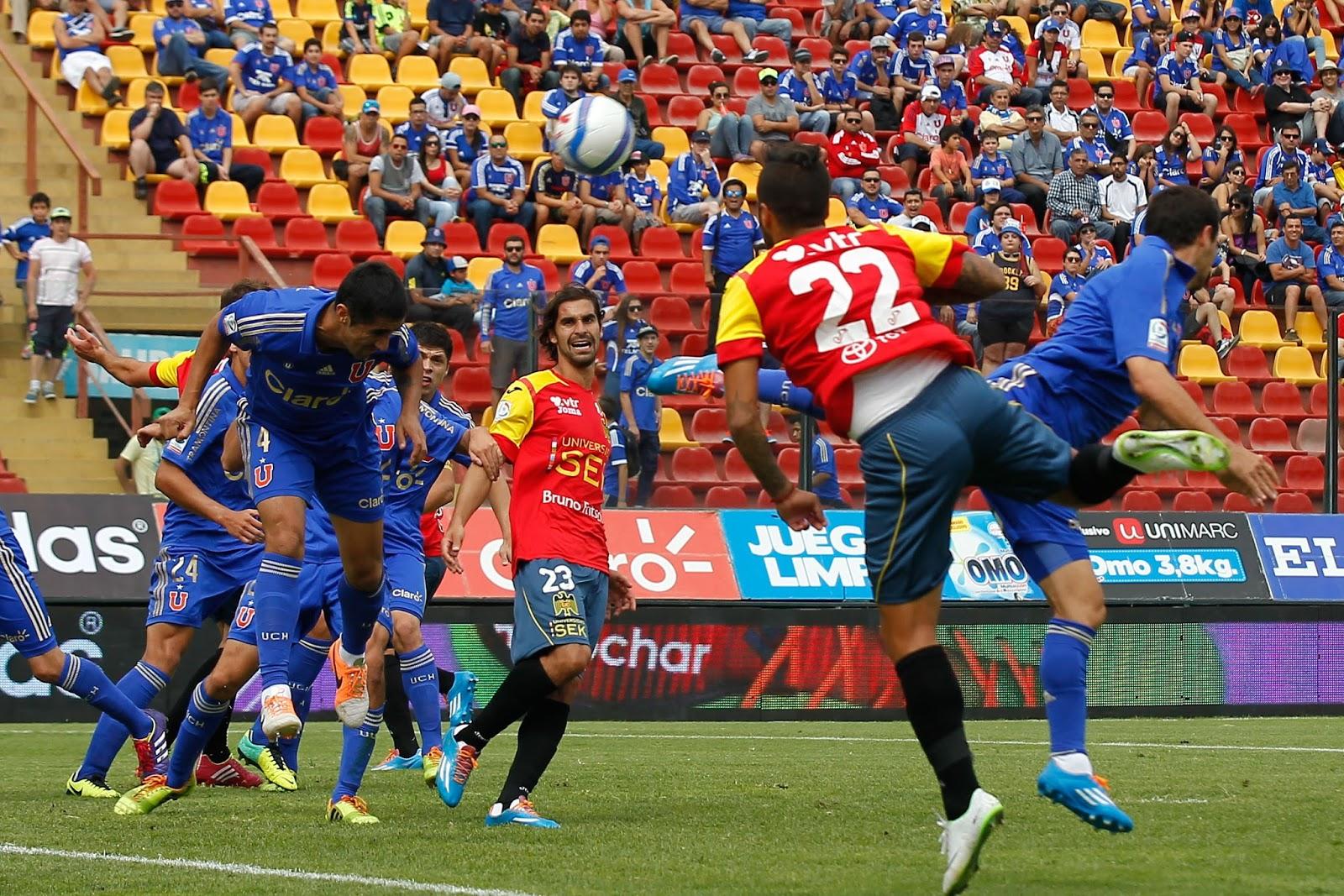 Unión Española vs Universidad de Chile EN VIVO por la Primera División