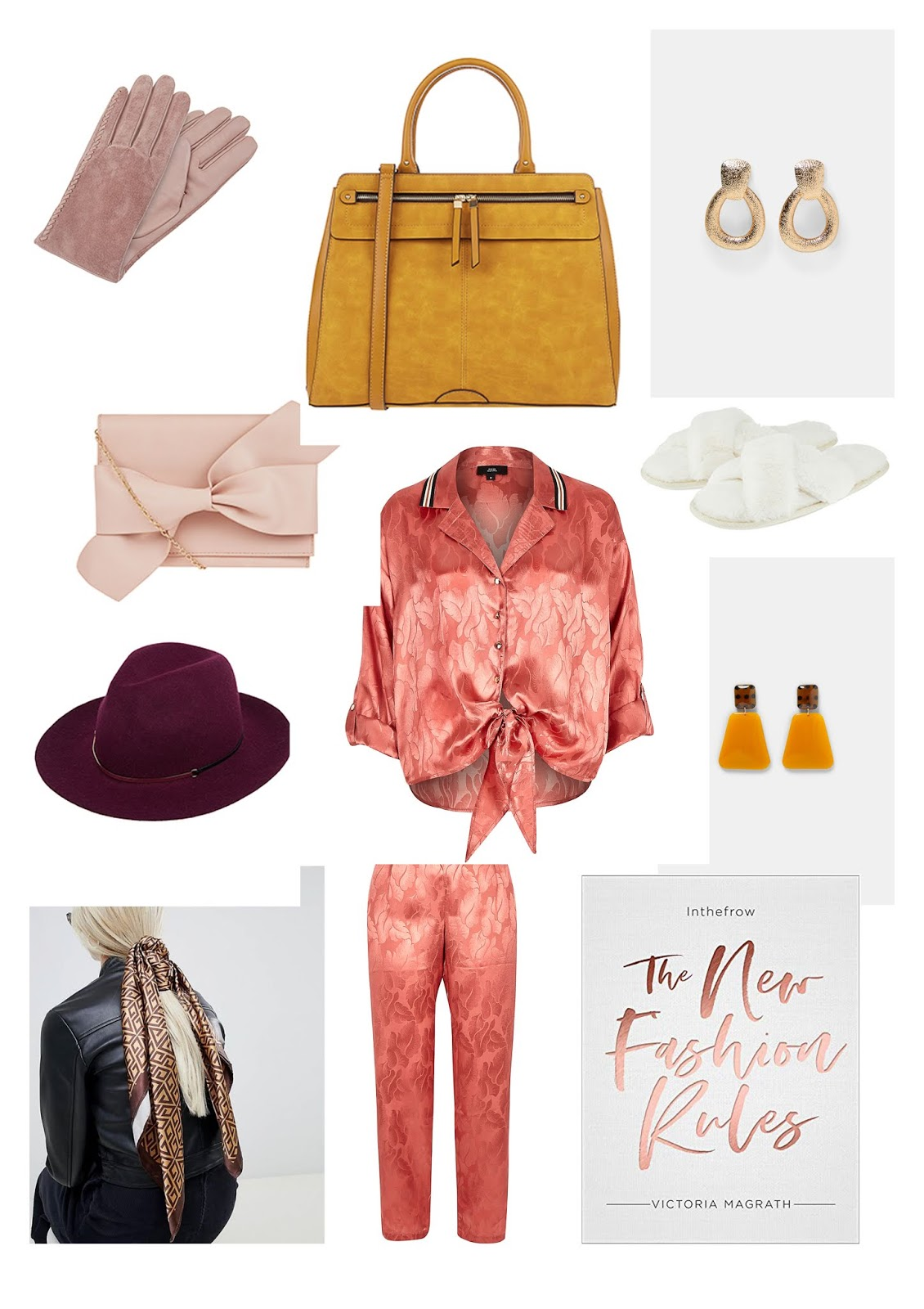 Christmas Gift Guide: Accessories And Sleepwear