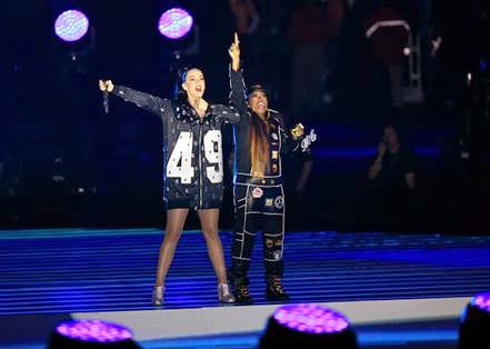 Katy Perry Hooded Football Jersey