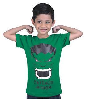 Kaos Anak Laki Model Terbaru