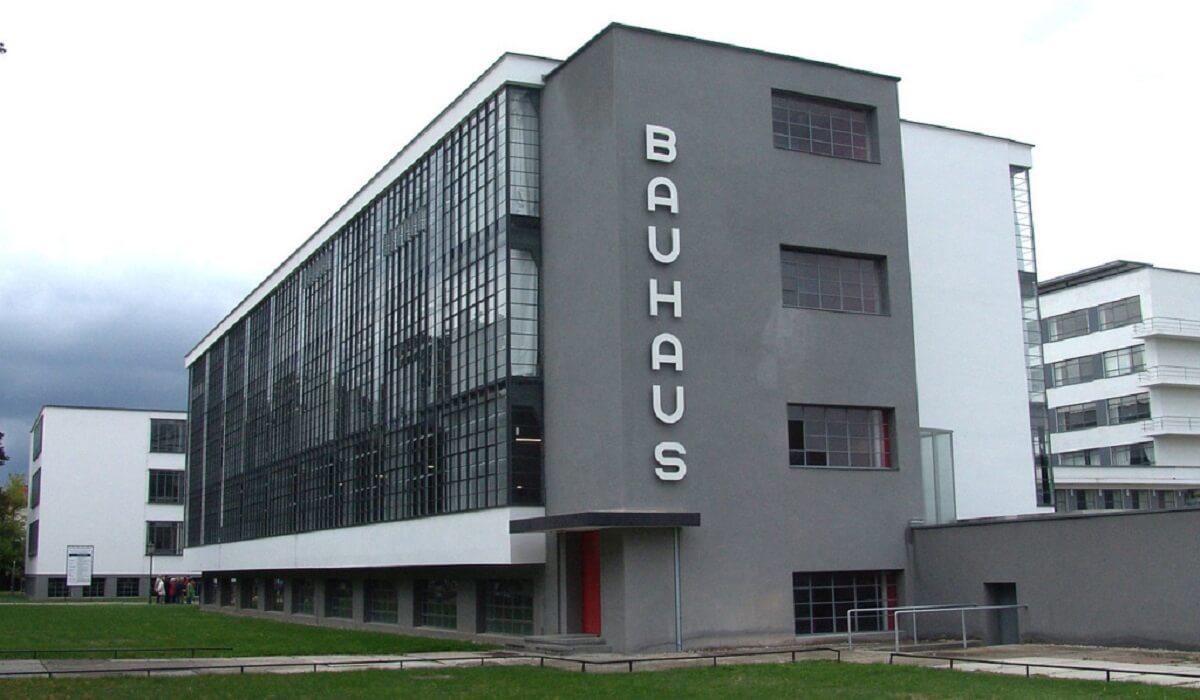 Peristiwa Penting Dalam Desain Grafis - Bauhaus