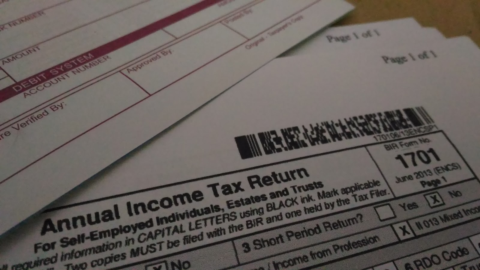 how to lodge a tax return for the first time