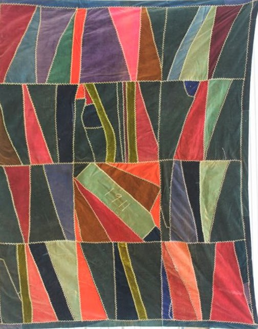 QUILTS & FABRIC: PAST & PRESENT