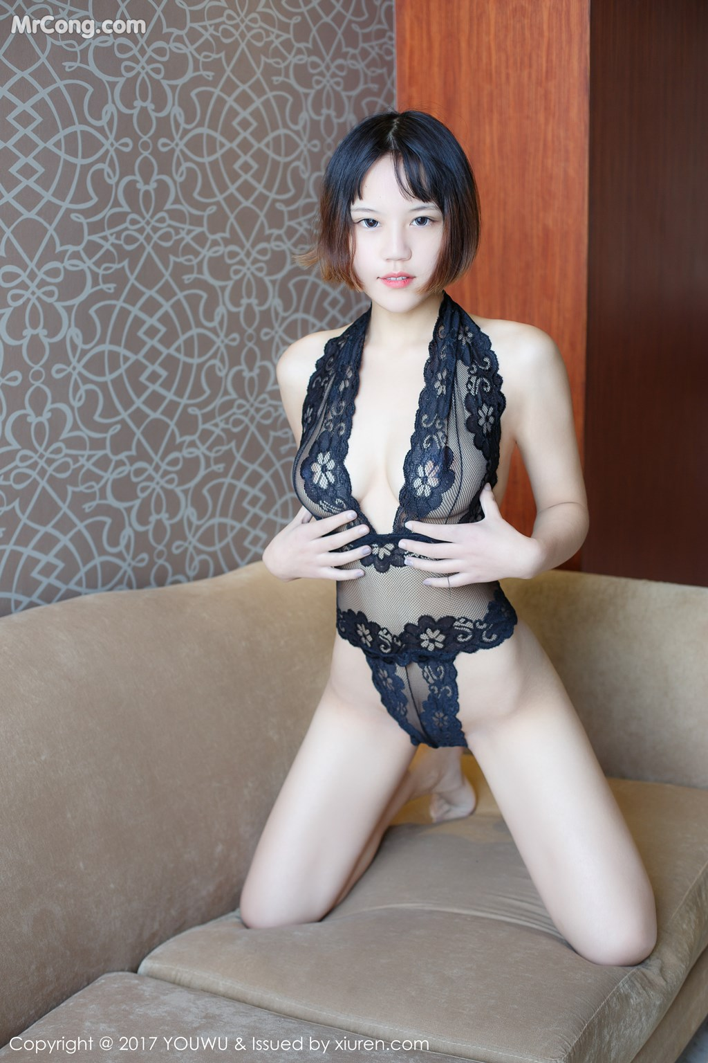 YouWu Vol.075: Người mẫu SISI王小西儿 (43 ảnh)