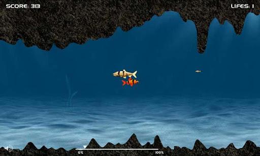 Fish Eat Fish Game Apk Download Frenzy Feeding Ikan Makan Ikan