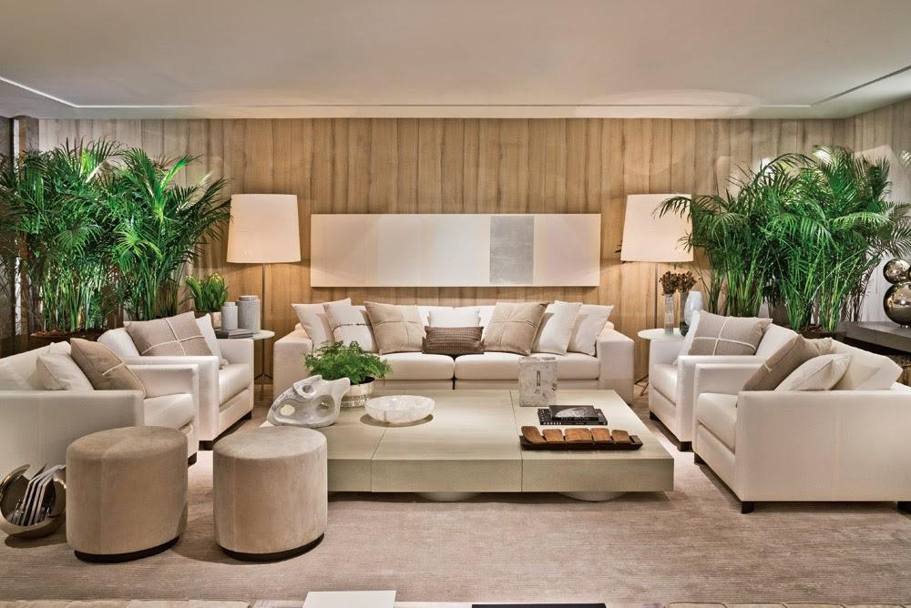 Mostra Artefacto 2015 Veja Ambientes Decorados Modernos Luxuosos