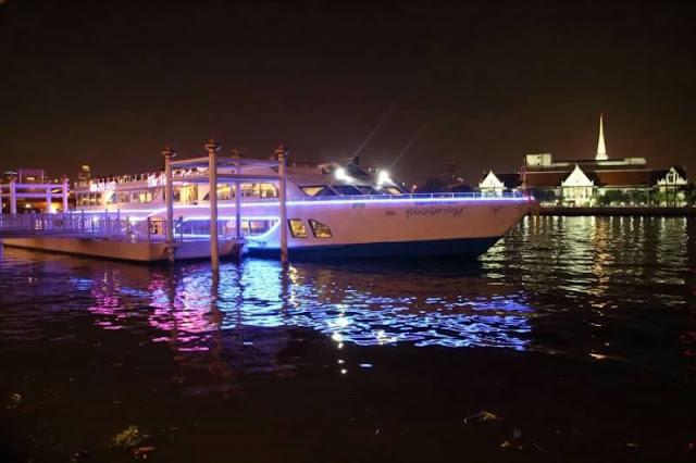 Crucero Romántico en el Río Chao Phraya