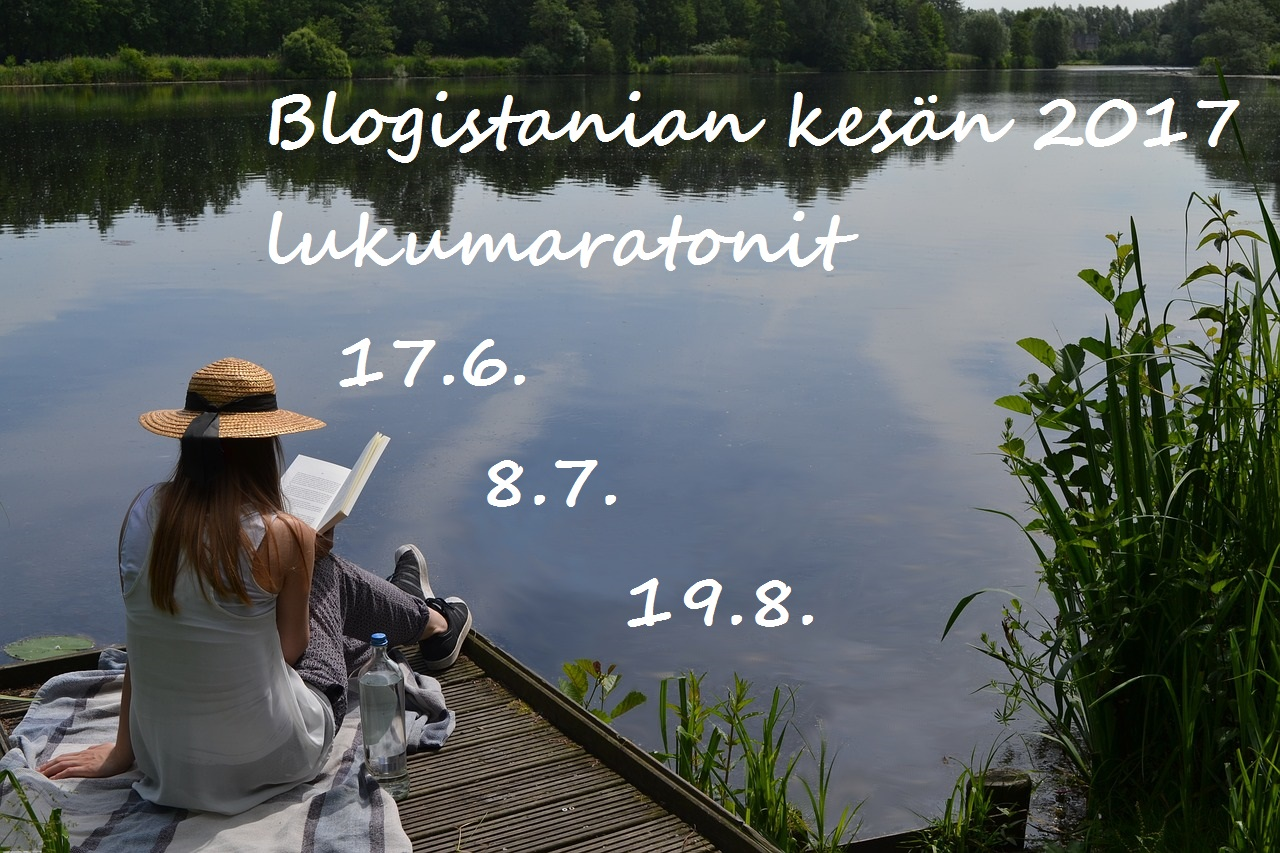 Blogistanian kesälukumaratonit