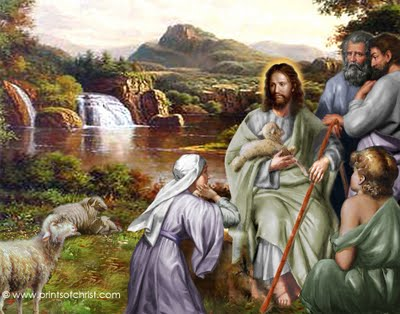 Oil Paintings Wallpapers of Jesus Christ For Desktop