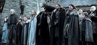 """""""Los Stark como el ejemplo del honor en la novela Juego de Tronos"""""""