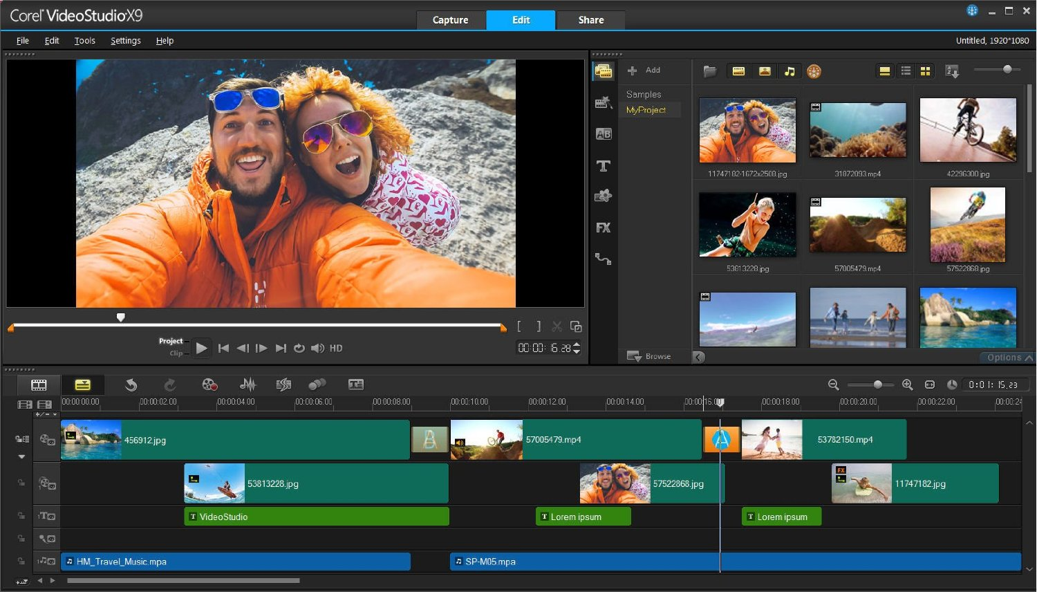 Download corel video studio x9 pro ultimate x86 x64 for Corel video studio templates download