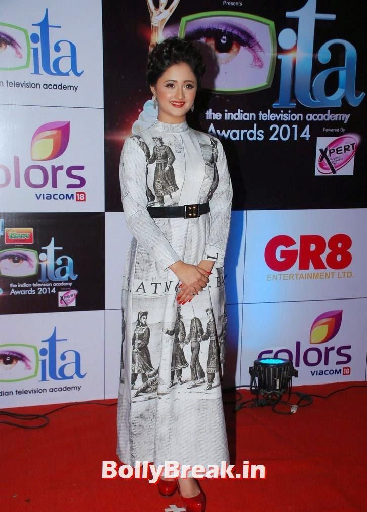 , Rashmi desai Sandhu Photos from ITA awards 2014