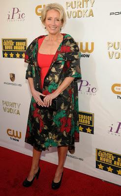 Emma Thompson Critics Choice Movie Awards 2014
