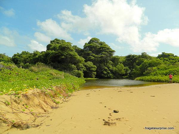 Baía Sueste - Fernando de Noronha