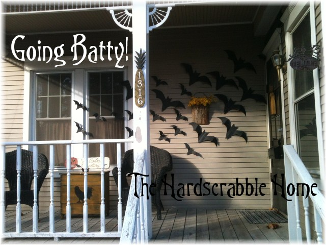 Halloween At The Hardscrabble Home