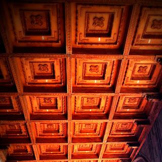 Teto de Cedro do Convento de la Merced, Cusco