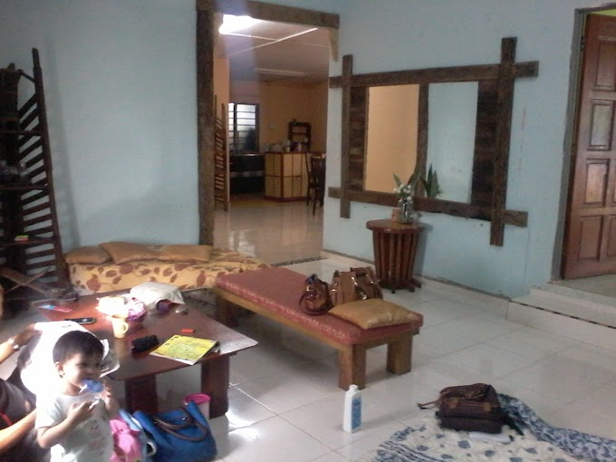 Langkawi Trip bersama Keluarga: Homestay Kedawang