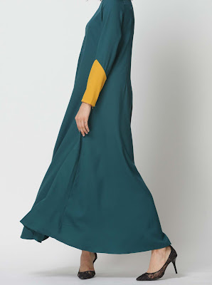 two tone jubah