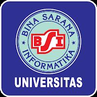 Logo Universitas BSI (Bina Sarana Informatika) / UBSI - Nizwar ID