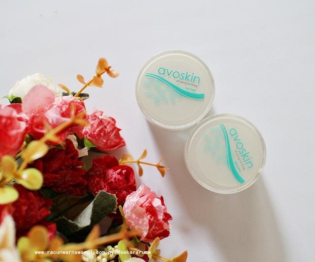 Skincare Malam Avoskin
