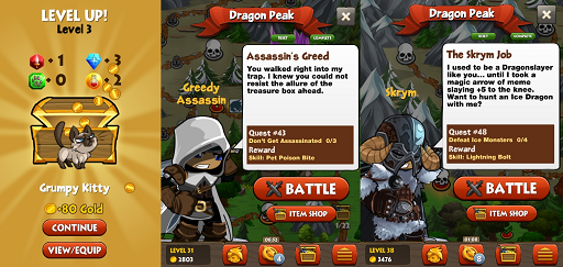 Battle Gems Adventurequest Apk V1 2 10 Mod