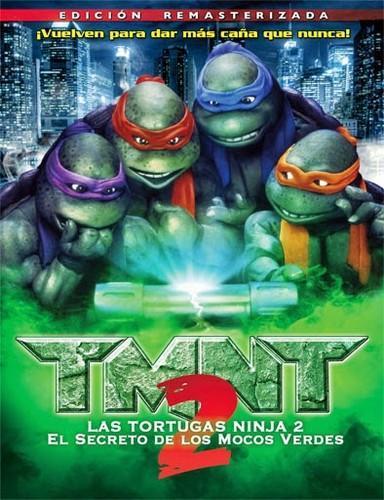 Tortugas ninja II