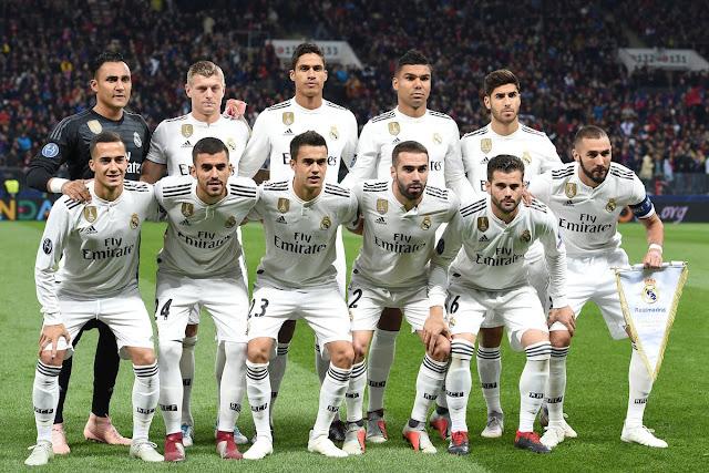 İspanya Ligi'nde Şampiyon Olan Takımlar Real Madrid - Kurgu Gücü