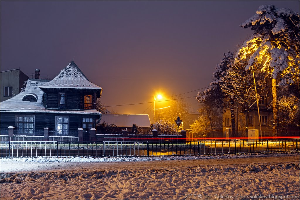 Львов Львів зима снег