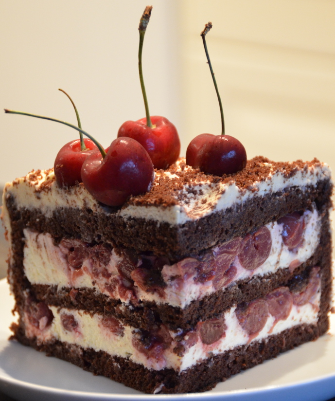 What Nuts Is Use For Black Forest Cake