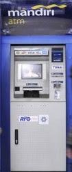 cara transfer dari bank mandiri ke bank bca lewat atm
