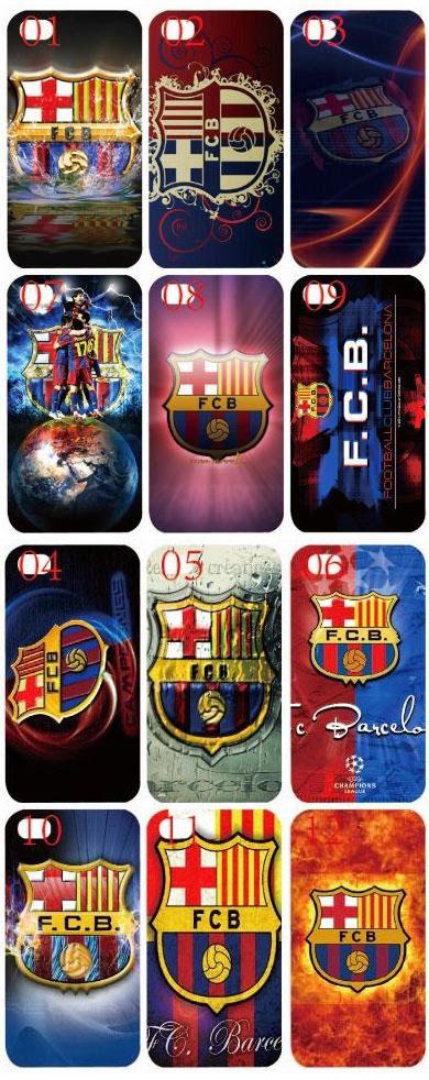custom case klub barcelona
