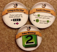 Panda chips for Puzzle Strike