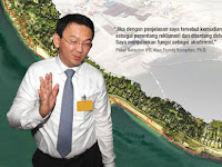 109 Bukti Ini Siap Batalkan Proyek Reklamasi Teluk Jakarta