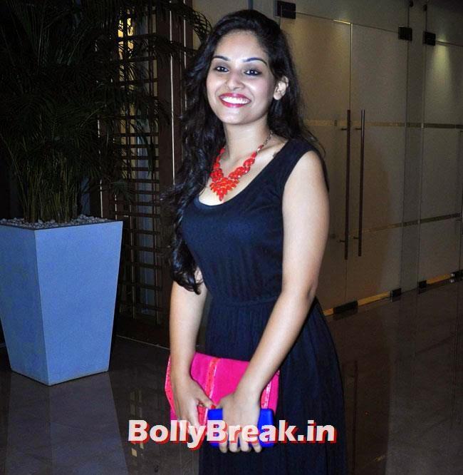 Music Launch of Marathi Film Lai Bhari
