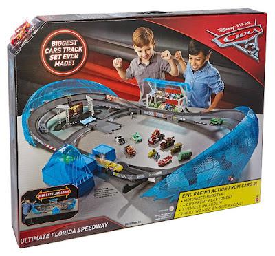 Zona juguetes diversi n m xima disney cars 3 megacircuito de florida circuito de carreras - Juguetes de cars disney ...