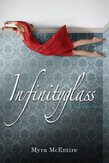 https://www.amazon.com/Infinityglass-Hourglass-Novel-Myra-McEntire/dp/1606844415