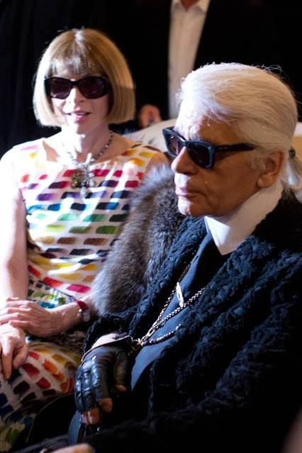 c233c97b71c4 The Dallas event kicked off with a 1950s-style drive-in and the premiere of  Lagerfeld s film The Return. The film starred Geraldine Chaplin as  Gabrielle ...
