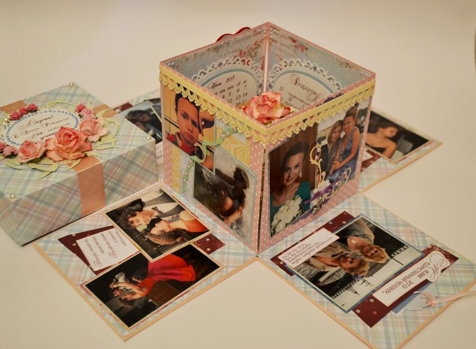 всех коробочки для фотографий своими руками уже ювелирное